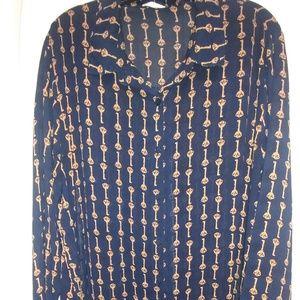 2xl button up shirt